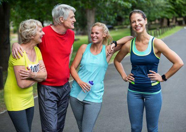 важность физкультуры