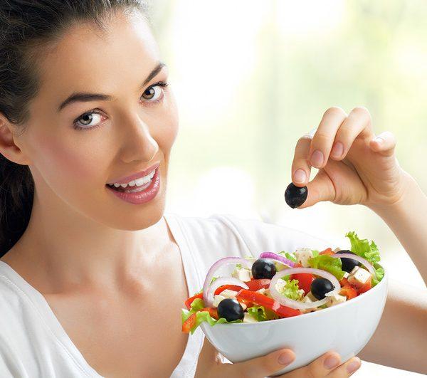 питание и женские гормоны