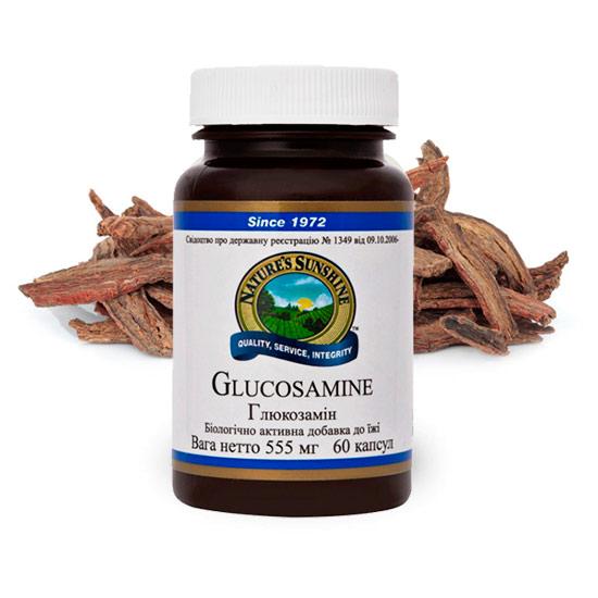 glucozamin - Биологически активная добавка от NSP Глюкозамин