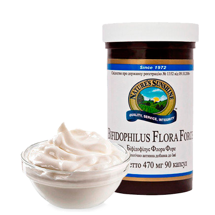 bifidofilus flora fors - Закисление организма