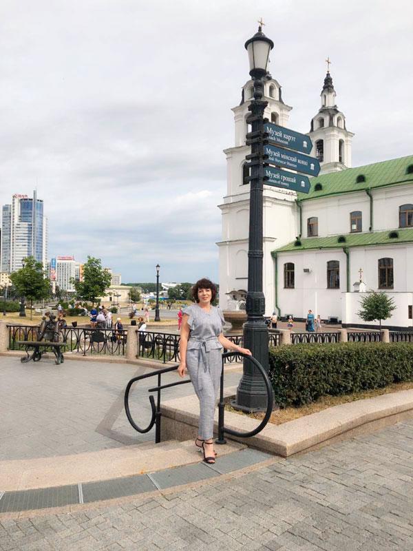 НСП в Минске