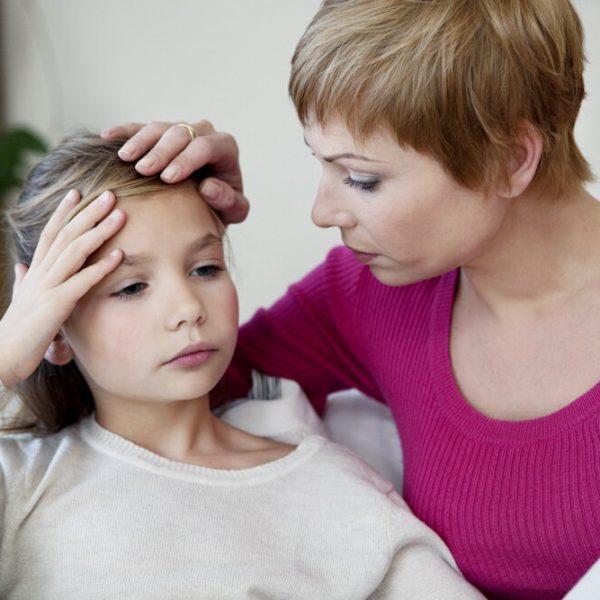 Нервный тик у ребёнка: причины и лечение